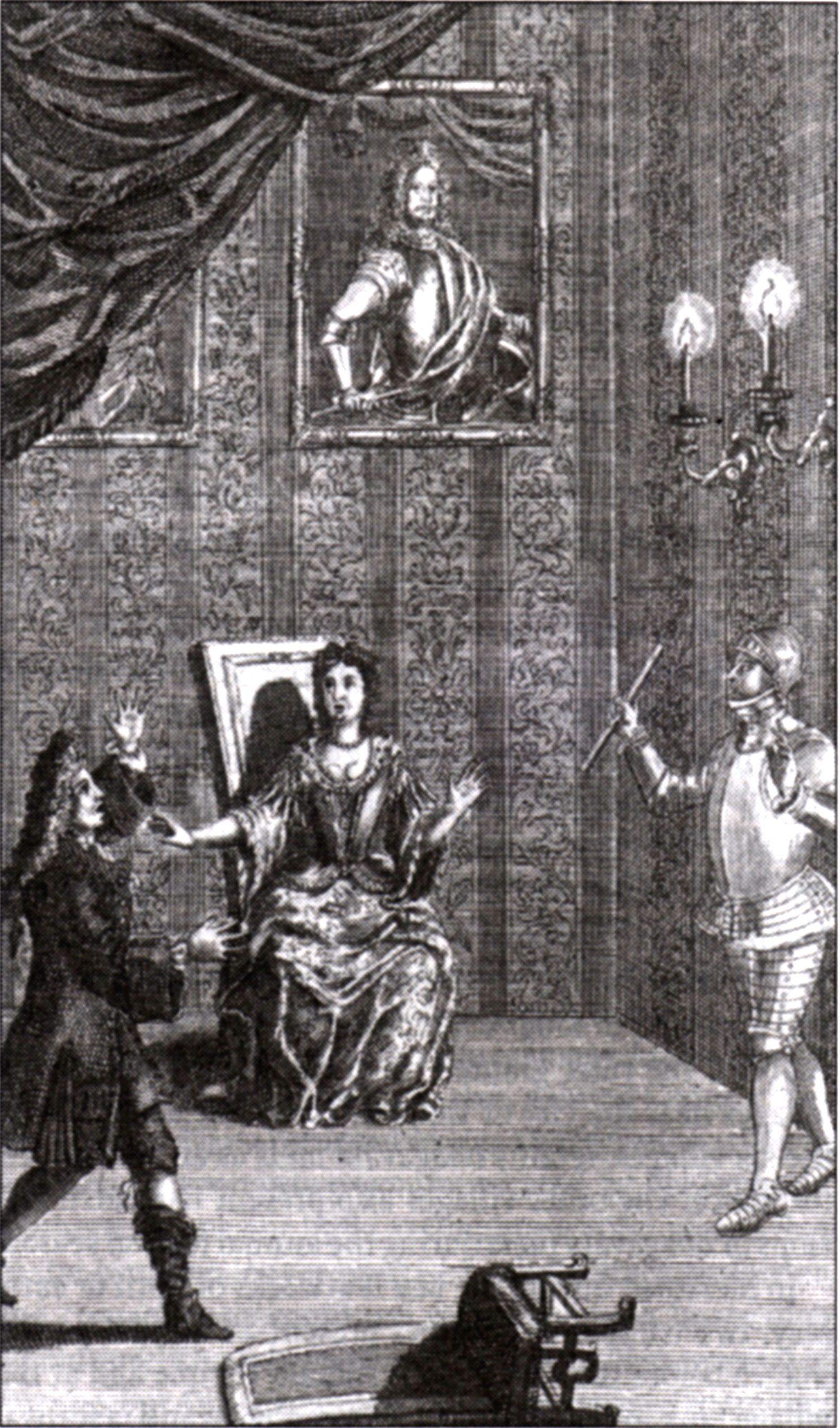 role of the ghost in shakespeares Women in shakespearean tragedies but the female characters held dominant supporting roles shakespeare cleverly made with the presentation of the ghost in.