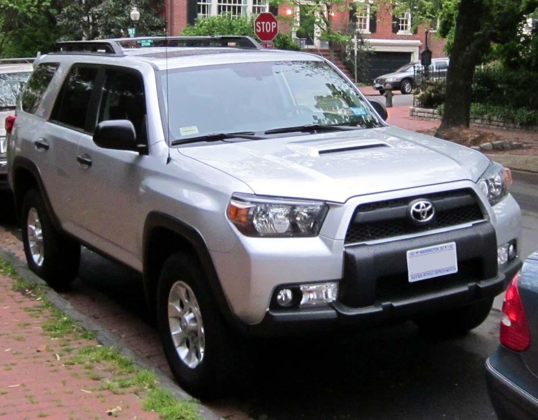File:Toyota 4Runner Trail Edition    04 18 2012.JPG