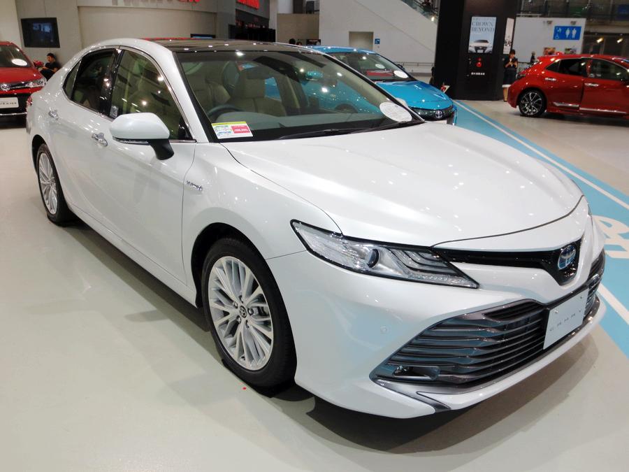 Toyota Camry (XV70