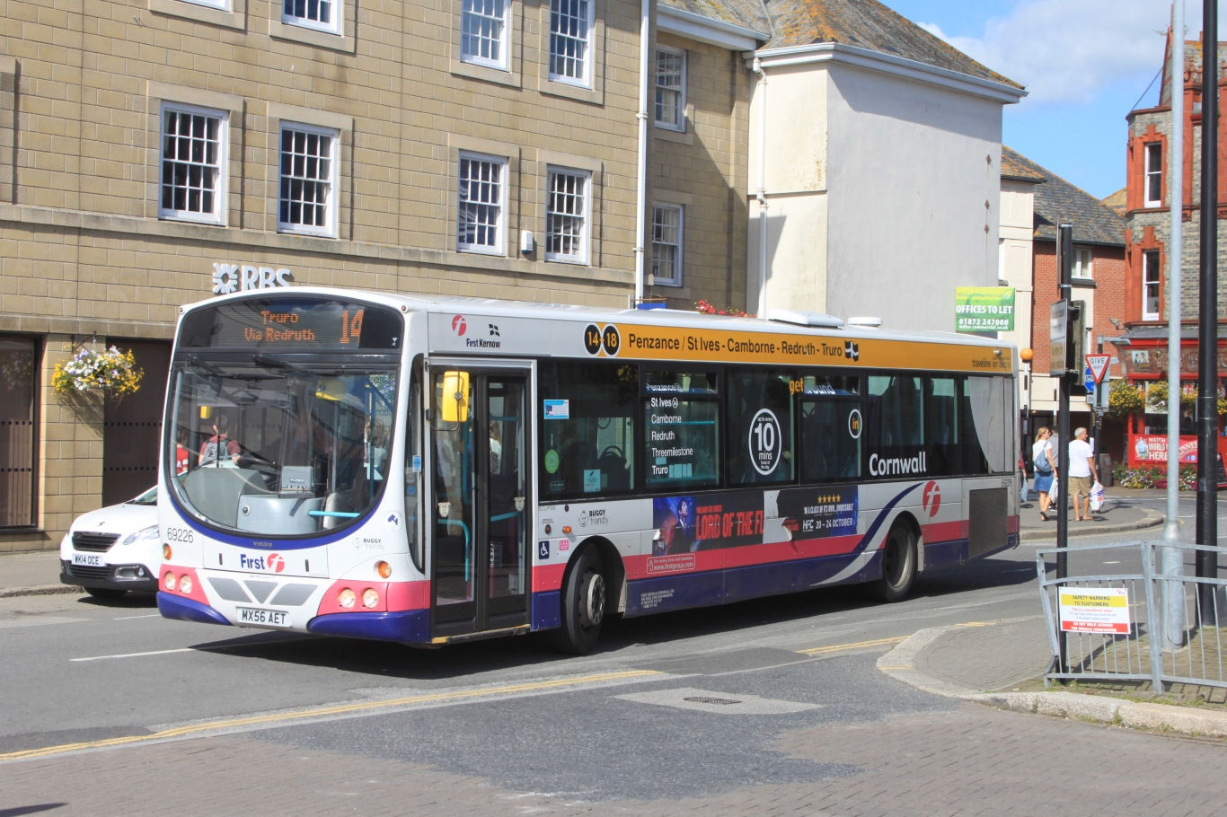 Truro Bus Station Lost Property