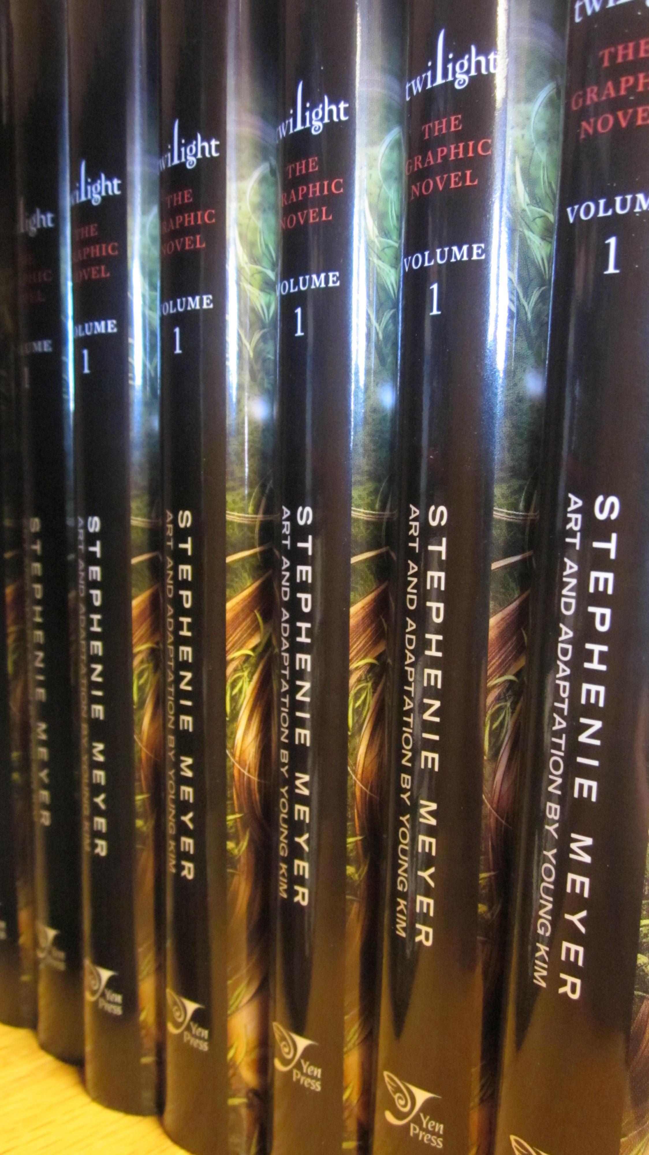 Twilight The Graphic Novel Volume 1 Pdf