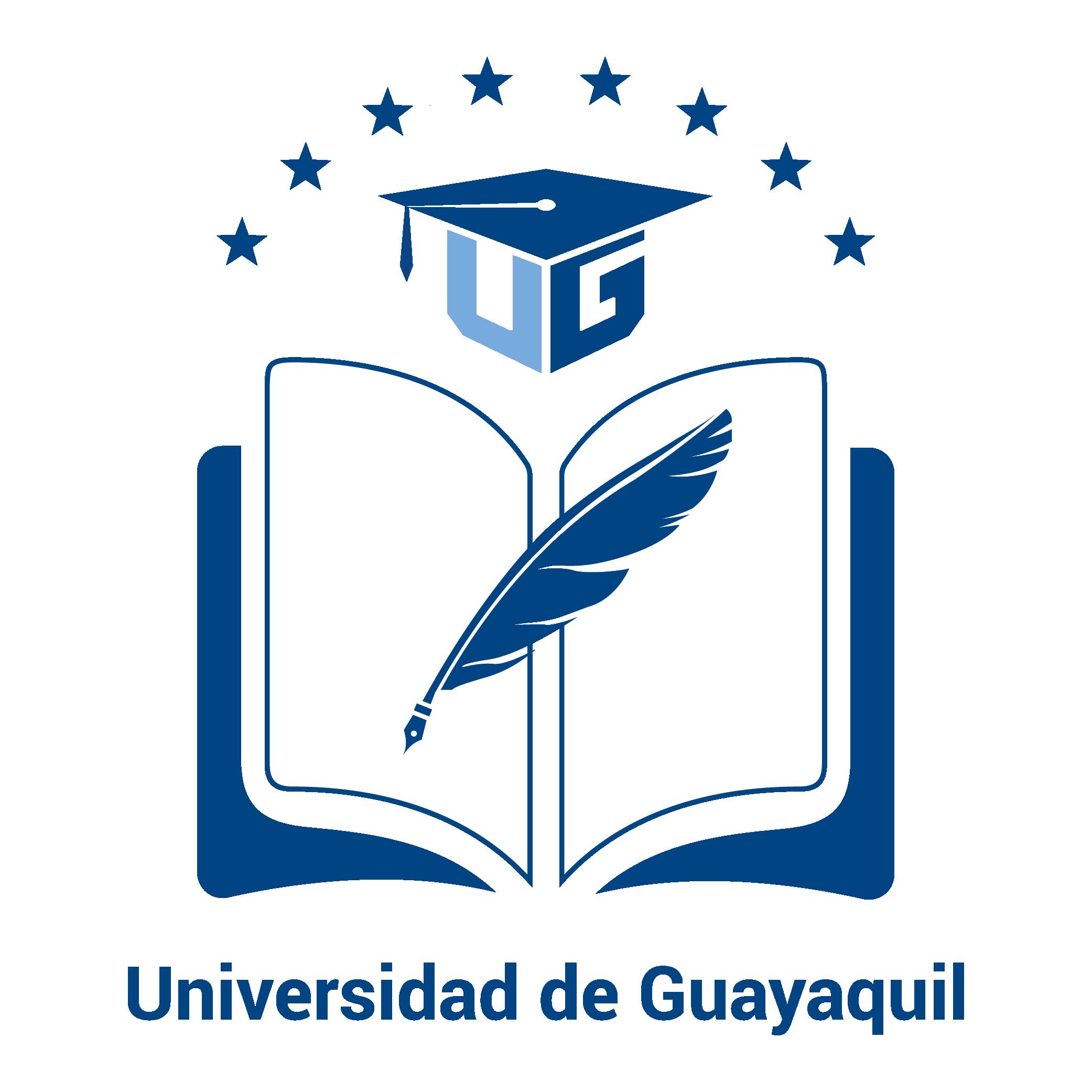 Resultado de imagen para logo de la universidad de guayaquil