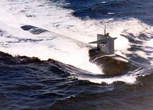 USS <i>Dace</i> (SSN-607)