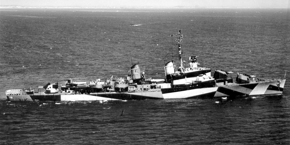USS Lowry