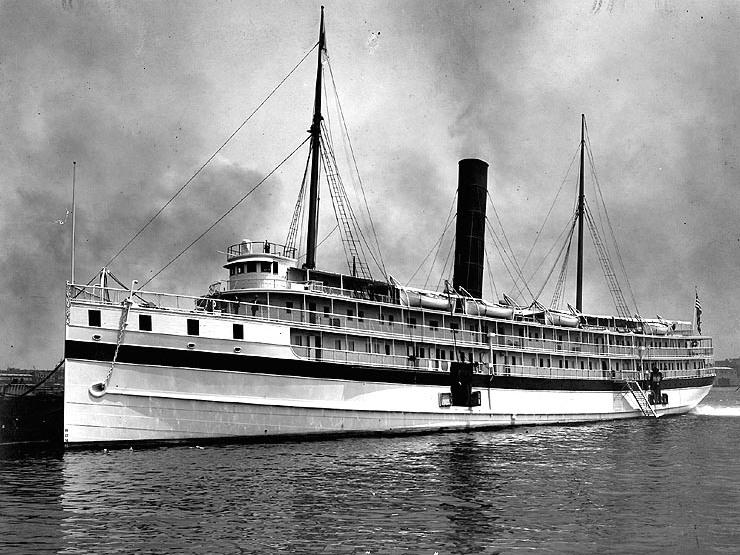 USS Relief (1896) - Wikipedia