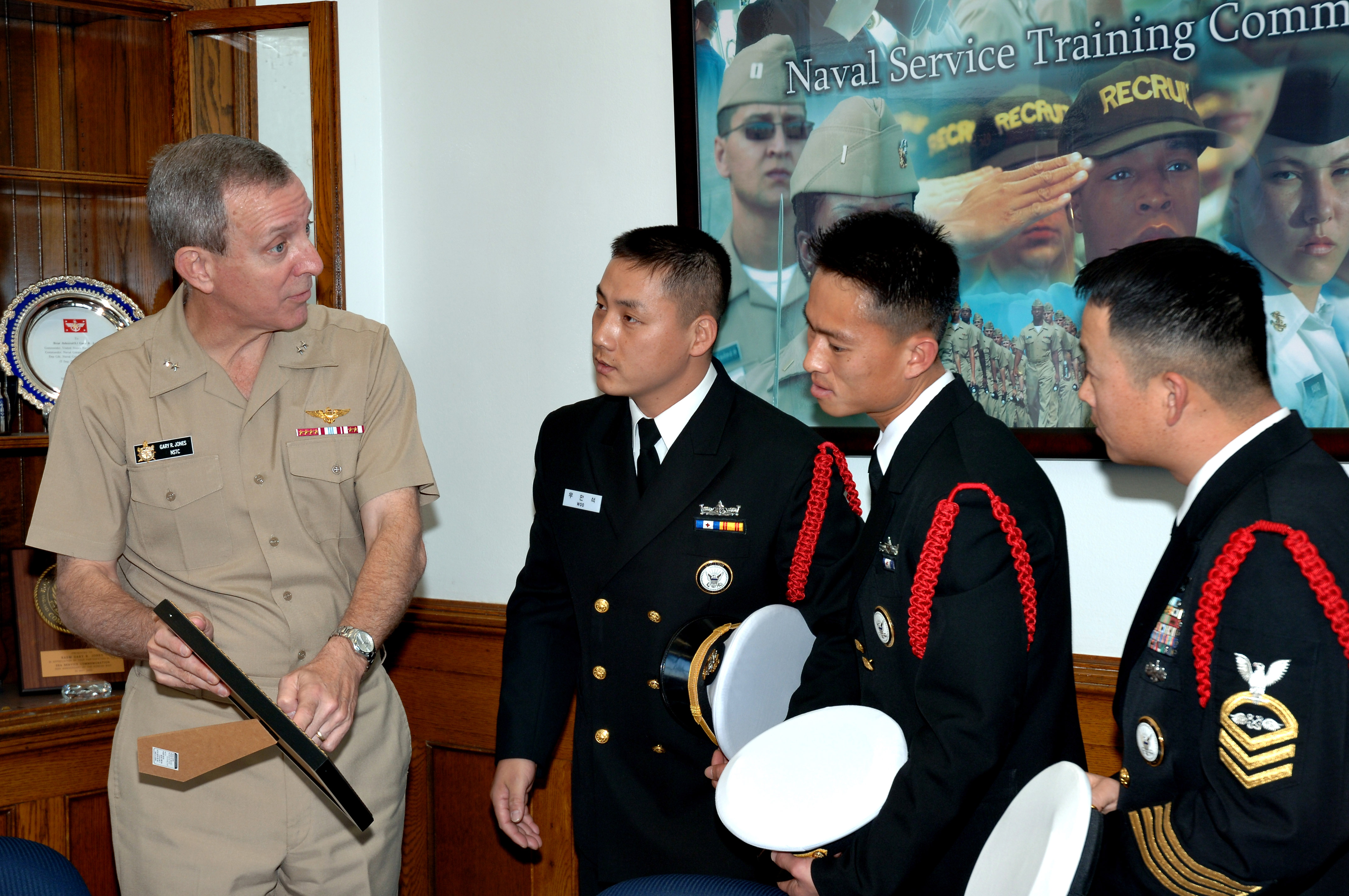 fileus navy 061025 n 1592s 001 commander naval service training command rear adm gary r