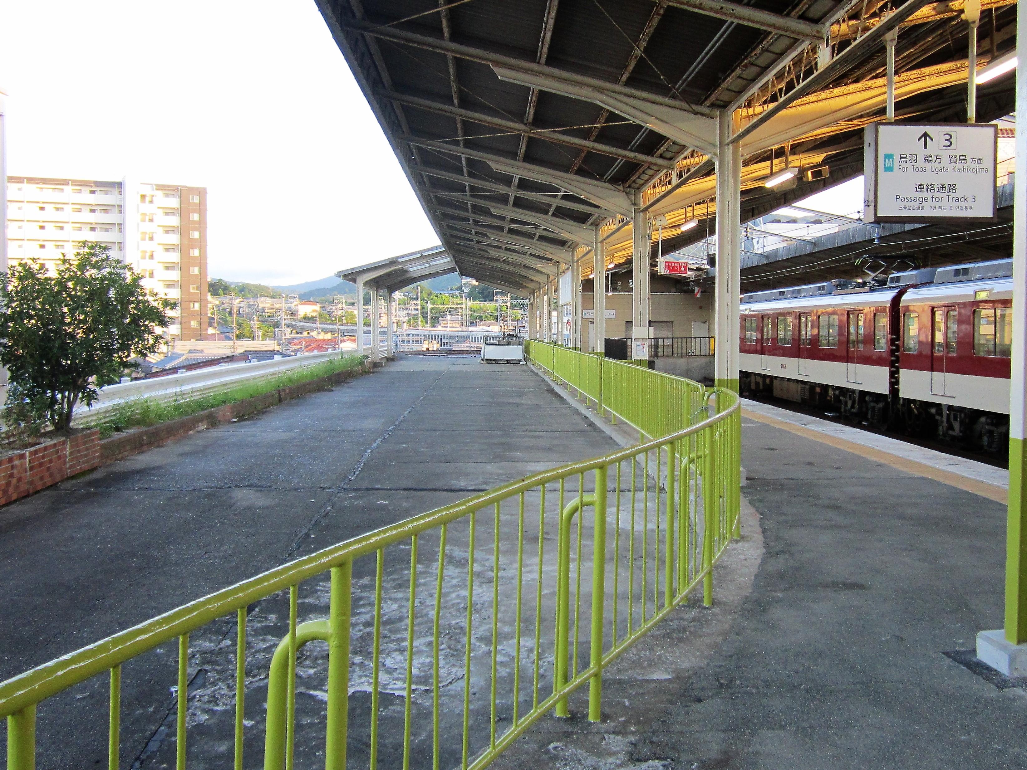 Ujiyamada Station Bus Station Site 01.jpg