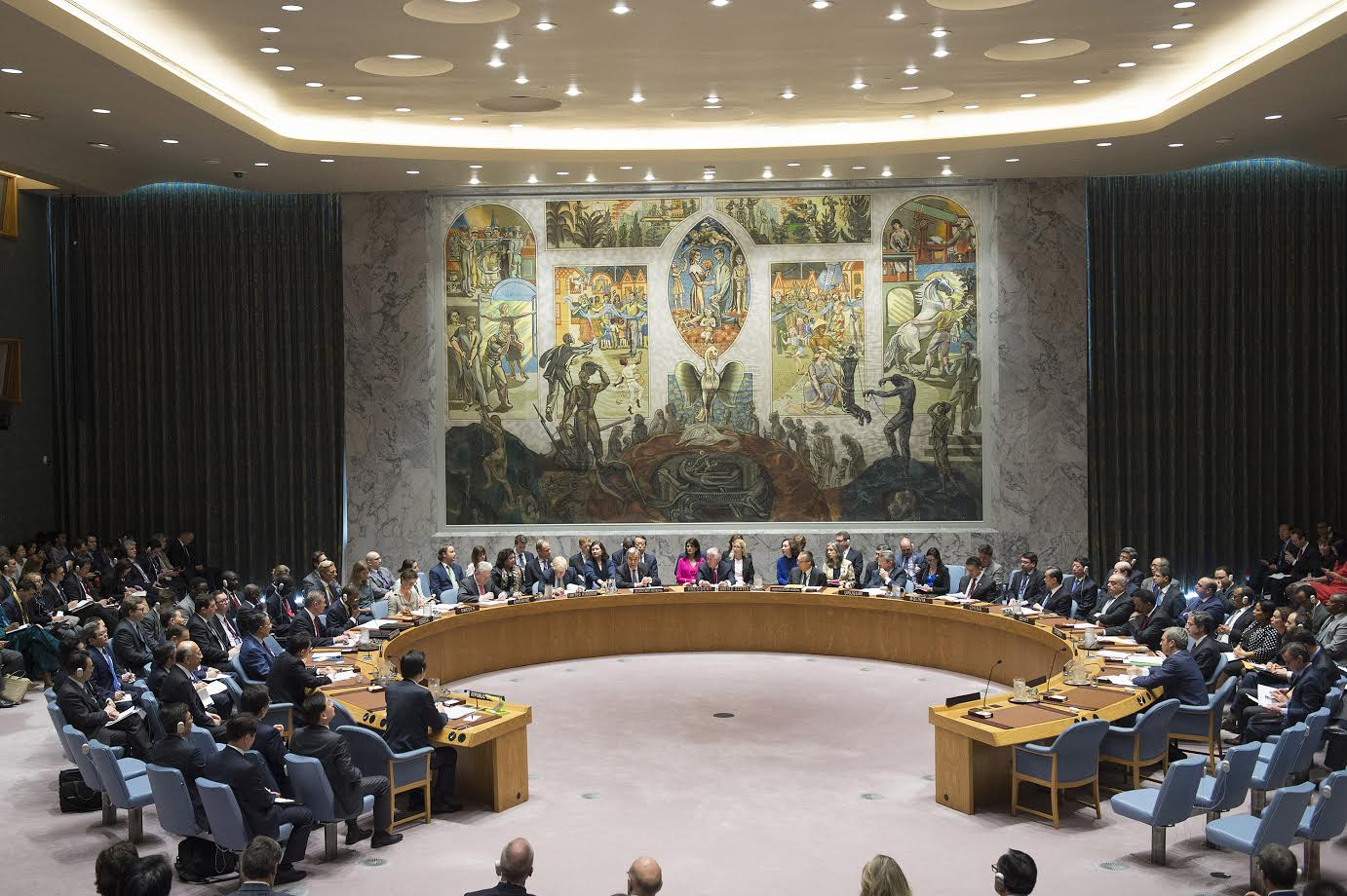 """United Nations Security Council. 
