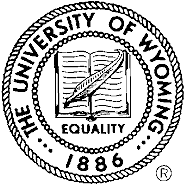University of Wyoming Official Seal