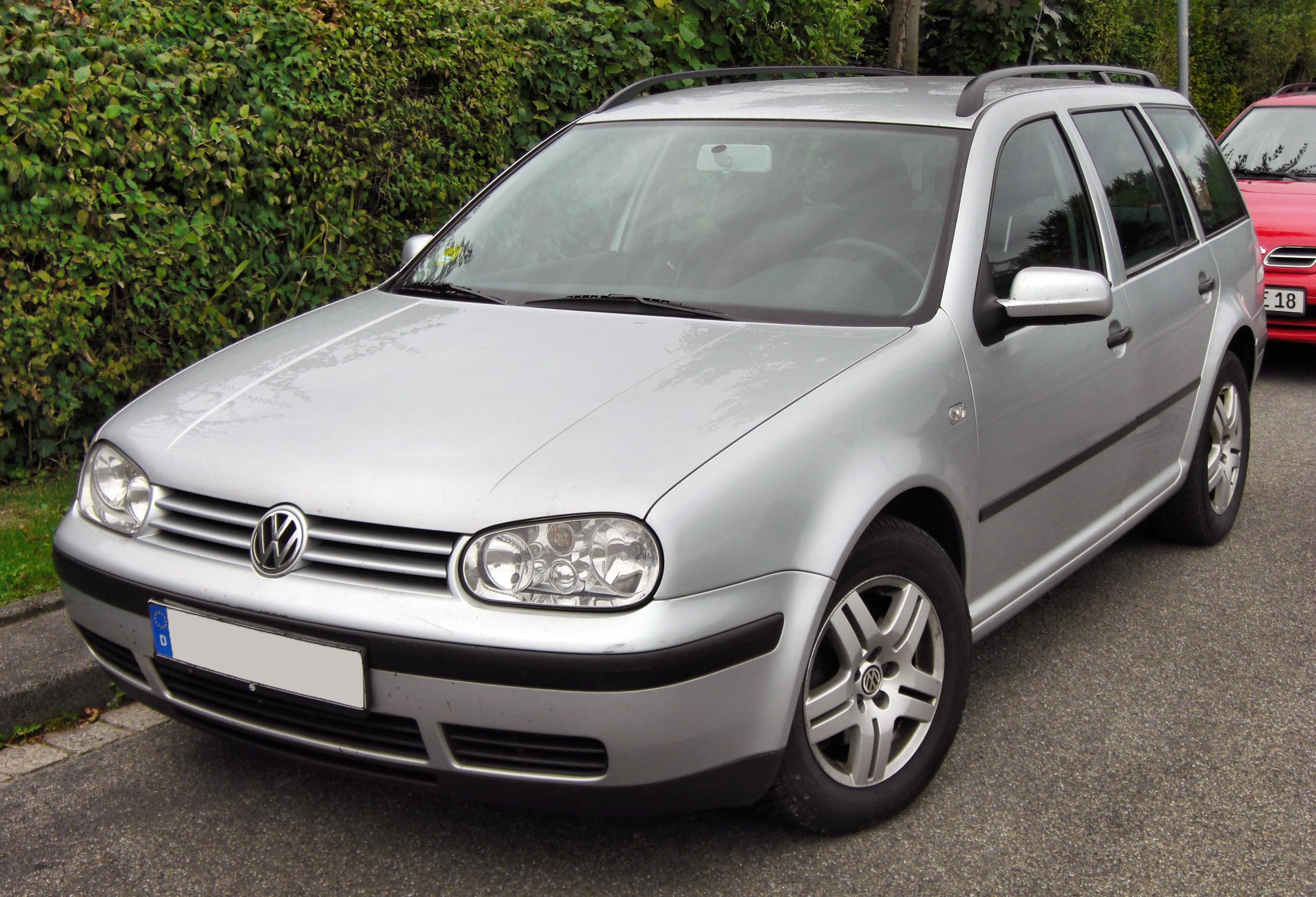 File vw golf iv variant 20090910 front jpg wikimedia commons - Entraxe golf 4 ...
