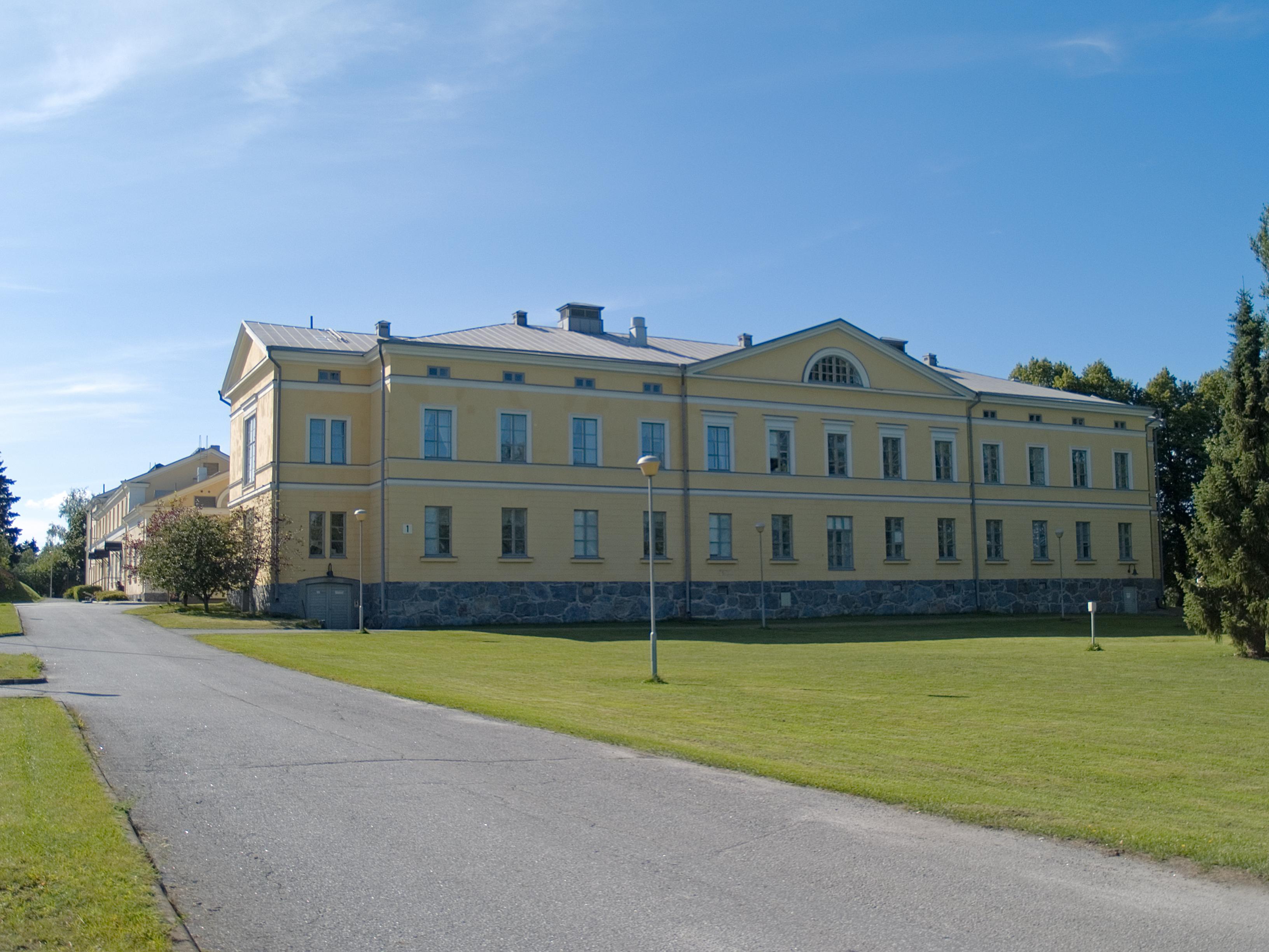 Vanhan Vaasan Sairaala Wikipedia