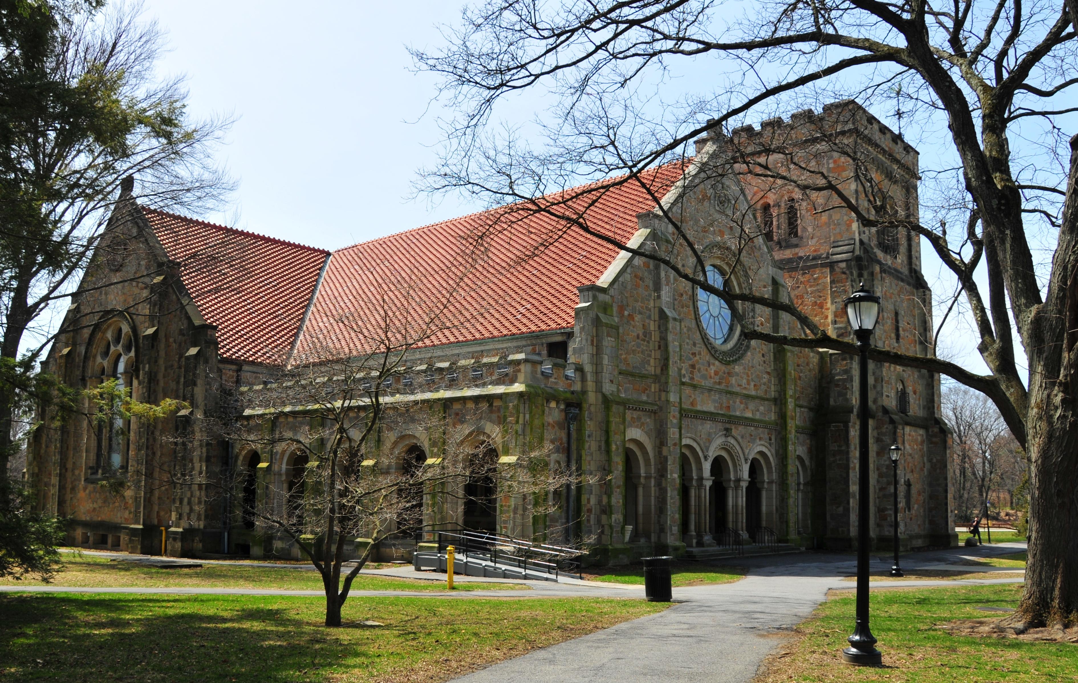 Vassar College Chapel - Ceremony - 124 Raymond Ave, Poughkeepsie, NY, 12604