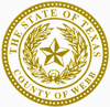 Seal of Webb County