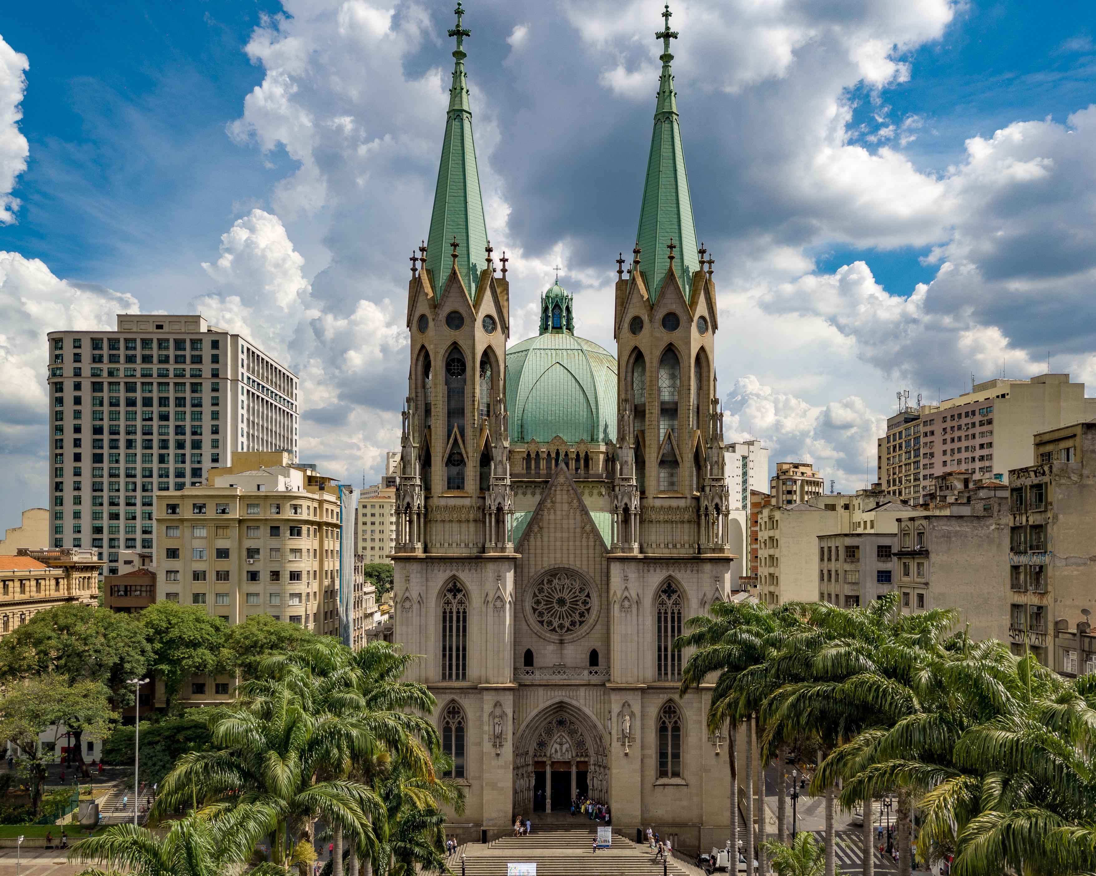 Catedral Metropolitana de São Paulo – Wikipédia, a enciclopédia livre