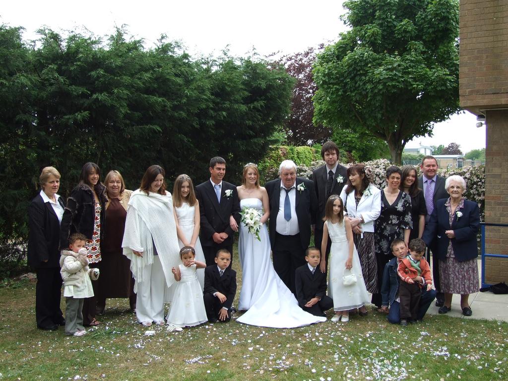 西洋の結婚式