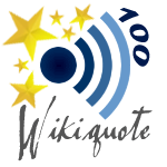 Wikiquote-logo-100-articles.png