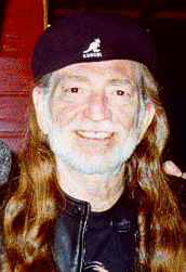 Willie Nelson nel 1996