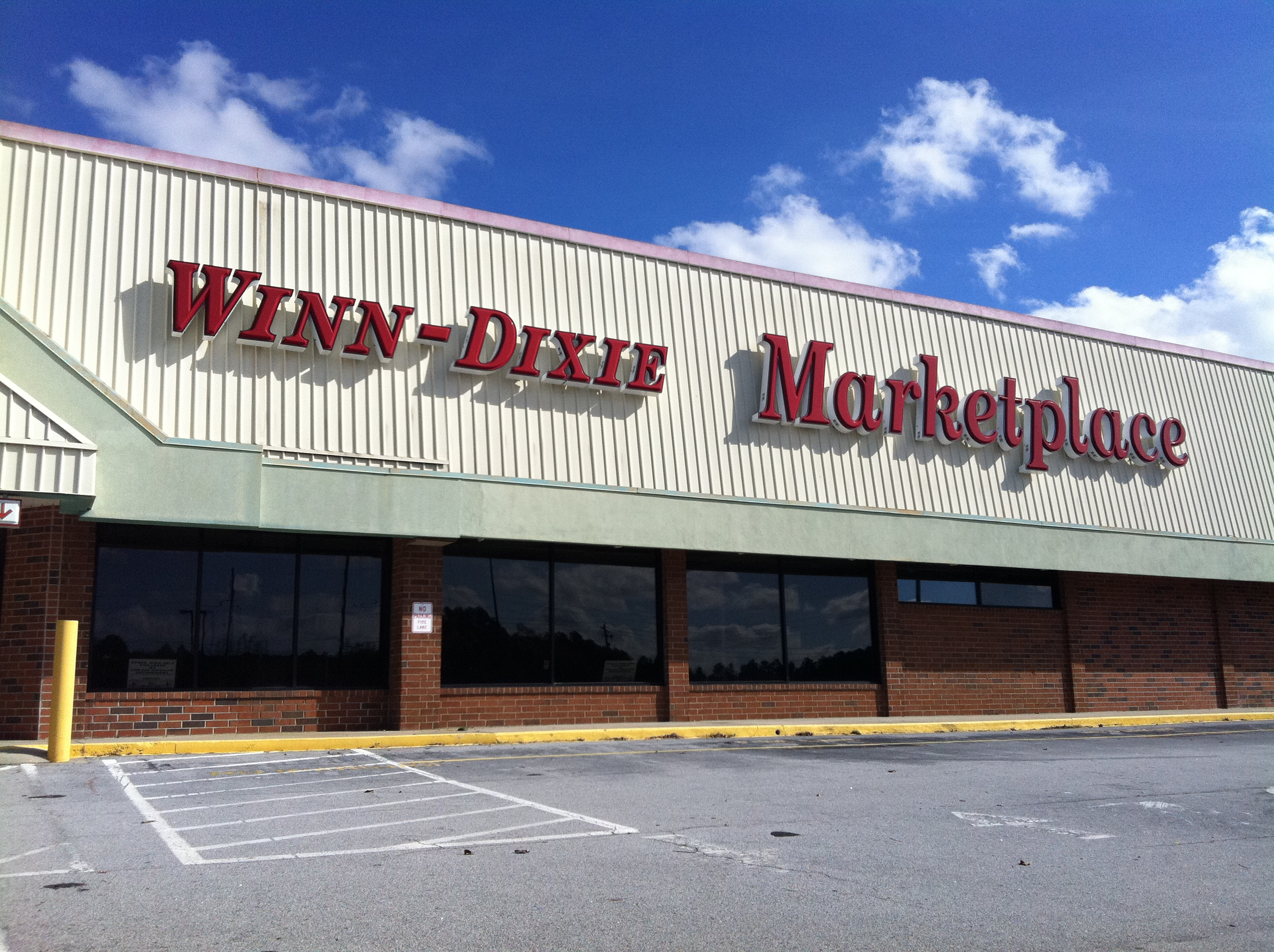 Winn Dixie Marketplace
