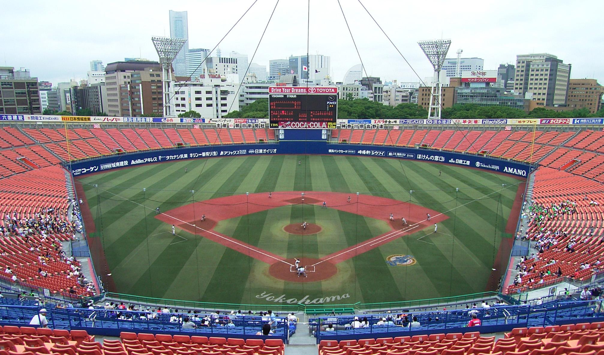 画像 : 【プロ野球開幕!!】野球好き以外でも楽しめる球界の ...
