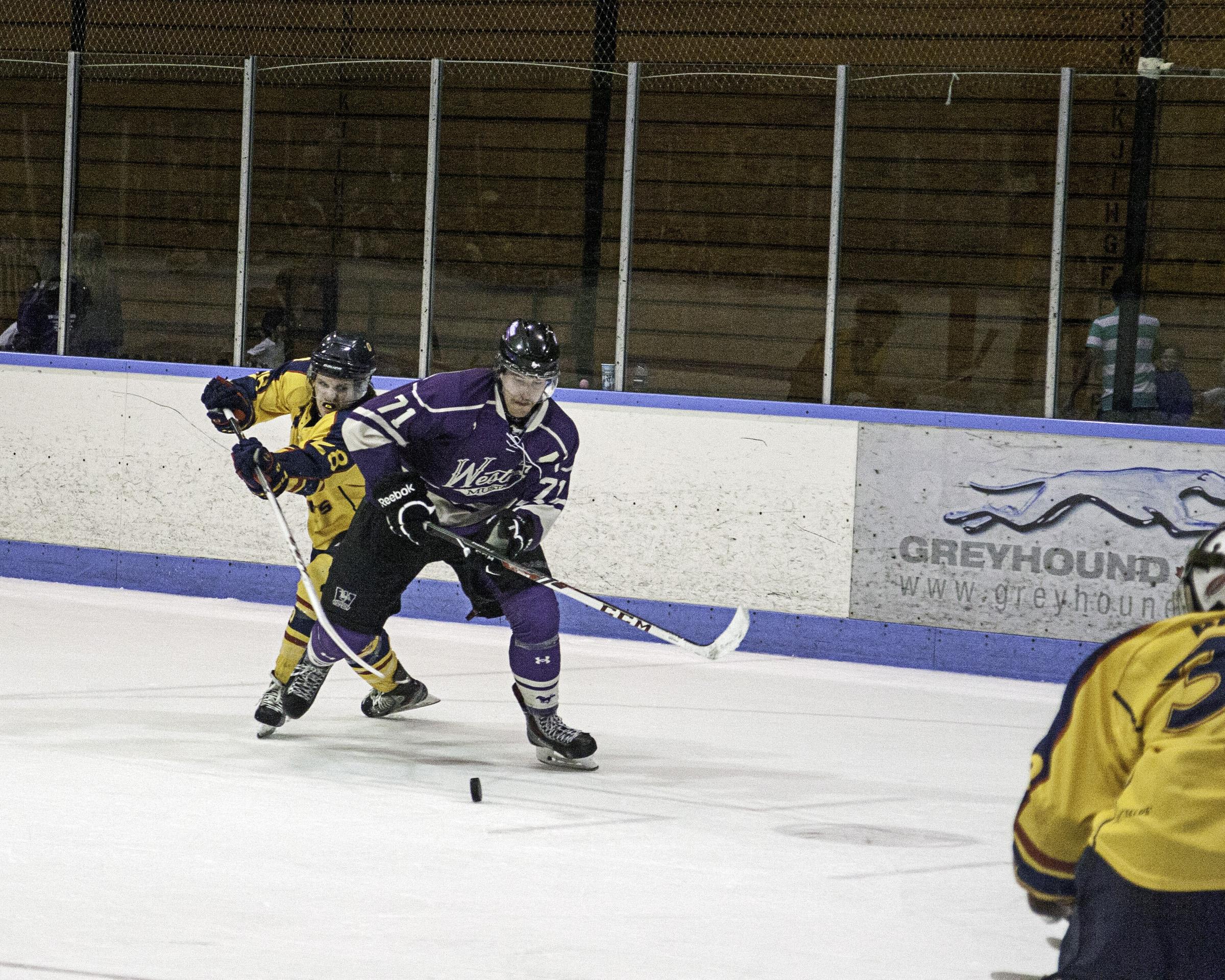 Western Ontario Mustangs Men S Ice Hockey