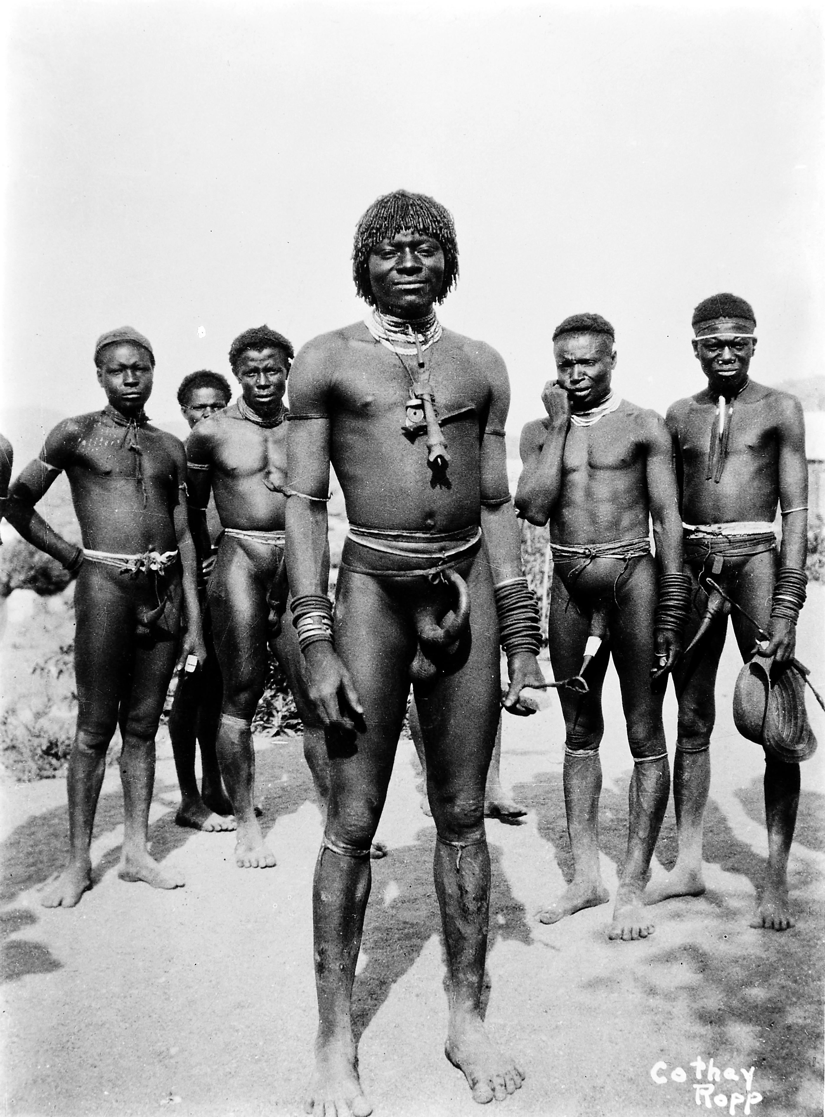 Zulu Black Cock 6