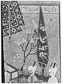 """Khusrau Seated on his Throne"", Folio 64 from a Khamsa (Quintet) of Nizami MET 187089.jpg"