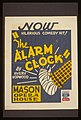 """The alarm clock"" by Avery Hopwood LCCN98507320.jpg"