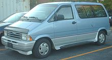Aerostar XL Wagon with Sport option package