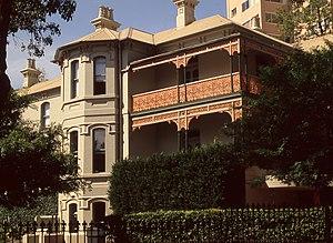 St Aloysius' College (Sydney) - Wyalla, St Aloysius' College