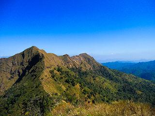 Khao Chang Phueak mountain in Thailand