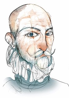 Álvaro de Bazán the Elder Commander of the galleys