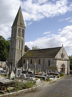 Colombiers-sur-Seulles Commune in Normandy, France