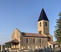 Église St Étienne - Saint-Étienne-sur-Reyssouze (FR01) - 2020-09-14 - 4.jpg