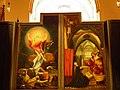 Église des Dominicains - Retable d'Issenheim - Résurrection & Annonciation.jpg