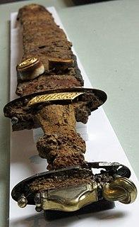 Migration Period sword Type of Sword