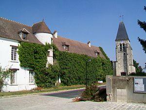 Épiais-lès-Louvres - Manor and Our Lady of the Assumption's Church