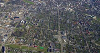 Lilleküla Subdistrict of Tallinn in Harju County, Estonia