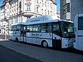 Ústí nad Labem, Revoluční, CNG autobus SOR společnosti BusLine.jpg