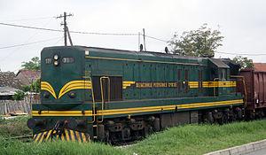 Republika Srpska Railways - Image: ŽRS 661 321