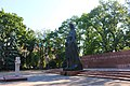 Івано-Франківськ, вул. Залізнична, Братська могила воїнів Радянської армії.jpg