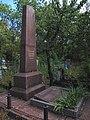 Братська могила воїнів, Кіровське кладовище 06.JPG