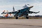 Будни авиагруппы ВКС РФ на аэродроме Хмеймим в Сирии (16).jpg