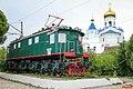 ВЛ19-61, Russia, Chelyabinsk region, Zlatoust station (Trainpix 213912).jpg