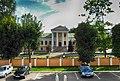 Валожын, палац Тышкевічаў, foto 2 (cropped).JPG