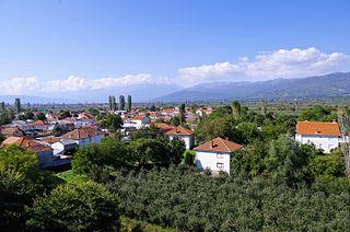 Carev Dvor Village in Pelagonia, North Macedonia