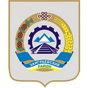 Zaigrayevsky District - Image: Герб Заиграевского района