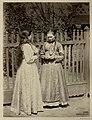 Девицы в кубиляках. Донской нарядный костюм. 1875-1876.jpg