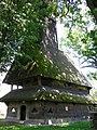 Деревянная церковь 17 века, с.Крайниково, Закарпатье Old church (17 century) - panoramio.jpg