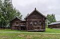 Дом крестьянина Скобелкина (XVIII век) из деревни Стрельниково Костромского района Костромской обл.jpg