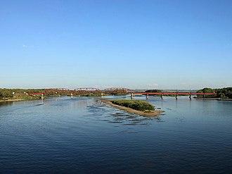 Tom River - Tom near Novokuznetsk